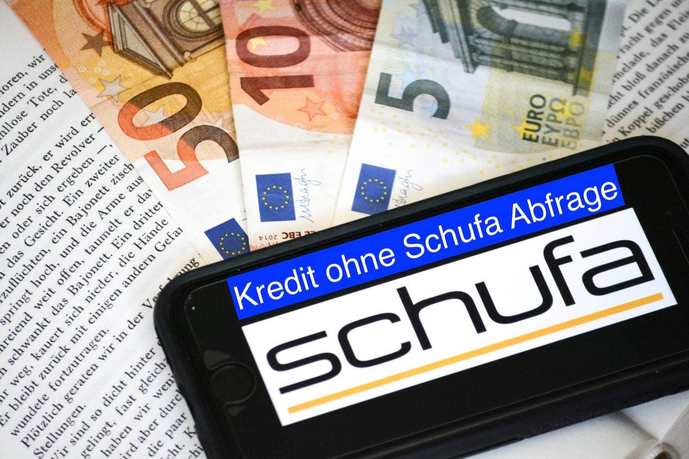 Kredit Ohne Schufa Und Einkommensnachweis